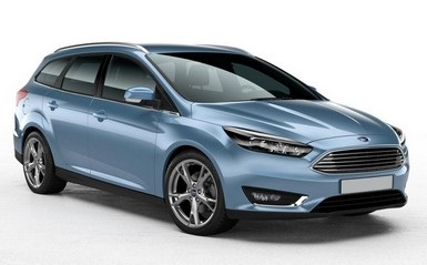 Location de voitures Ford FOCUS