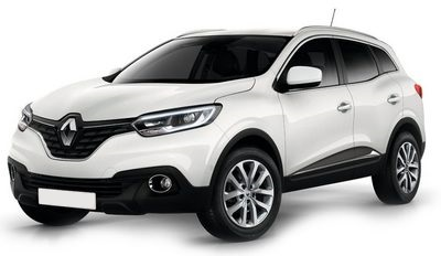 Car hire Renault Kadjar