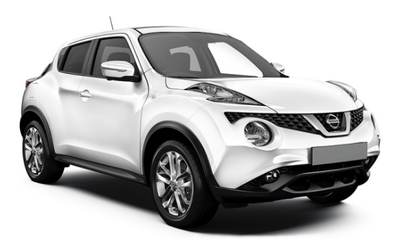 Car hire Nissan Juke